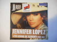 JENNIFER LOPEZ  : GONNA BE ALRIGHT (+ STICKER) ★ Port Gratuit - CD Neuf ★ NEW