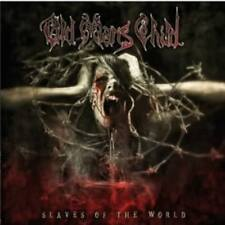 Old Man's Child-Slaves of the world + BONUSTRACK CD Nouveau neuf dans sa boîte