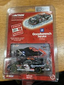 2001 Action NASCAR 1:64 Scale Stock Car Toy Dale Earnhardt Goodwrench 1 of 76003