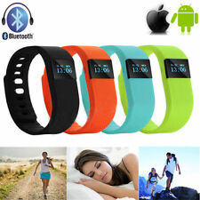BRACELET CONNECTÉ  MONTRE BLUETOOTH ANDROID IPHONE SPORT Appel/SMS noir ip67