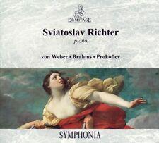 Sviatoslav RICHTER / Weber - Brahms - Prokofiev / (1 CD) / NEUF