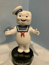 """NECA Ghostbusters STAY PUFT 6"""" Body Knocker Solar Powered~Excellent Condition"""