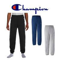 Champion Men's P900 Hip Logo Double Dry Fleece Gym Athletic Jogger Sweatpants