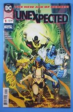 The Unexpected #1 DC Comics Universe 2018 Dark Nights Metal New Age of Heroes!