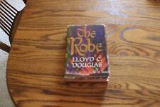 The-Robe-by-Lloyd-C-Douglas-HC-DJ-1943 1st. edition