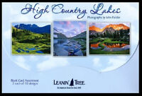 Leanin Tree Greeting Cards Assortment 20 Box Set HIGH COUNTRY LAKE