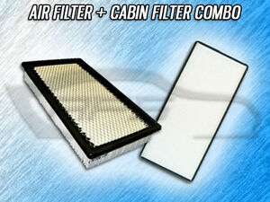 AIR FILTER CABIN FILTER COMBO FOR 2004 2005 2006 2007 MERCURY MONTEREY