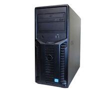 Dell PowerEdge T110 II Xeon QC E3-1220 3.10GHz 2x1.5TB SATA 8GB RAM