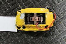 Ferrari F430, LH, Left Front Brake Caliper, Yellow, Bad Paint, Used, P/N 210745