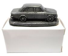 1:92 Scale (Approx.) Autosculpt Volvo 144 - Hand-Made Pewter Effect - BNIB