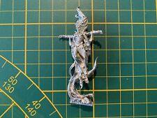 Warhammer Wood Elves Waldelfen Spellsinger Spellweaver Magier Metal Rare Used #5