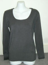 Cotton Scoop Neck Thin Women's Jumpers & Cardigans