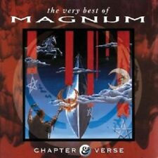 """MAGNUM """"CHAPTER AND VERSE"""" CD NEW!"""