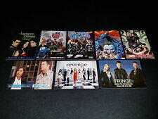 LOT OF 15 DIFFERENT PROMO CARDS The Walking Dead, Batman and more