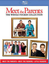 MEET THE PARENTS: THE WHOLE FOCKER COLLECTION (NEW BLU-RAY)