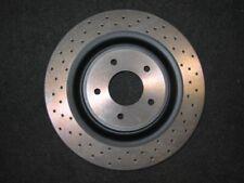 ASTON MARTIN DB7 V12 VANTAGE FRONT BRAKE DISC SET - 28-123818-AA-PK.