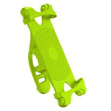 Universal Soft Bicycle Holder Bike Handlebar Mount Bracket For IOS Android Phone