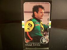 Insert Chad Little #97 John Deere Tractors Press Pass Retro 1999 Mini Card #108
