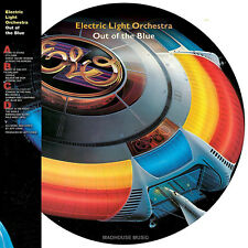 ELO LP x 2 Out Of The Blue DBL Vinyl PICTURE DISCS 2017 NEW Electric Light +MP3s