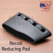 Universal Latex Rubber Slip-On Butt Stock Recoil Pad for and Shotgun and Rifles