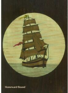Homeward Bound: Large Marquetry Woodwork Craft Kit From UK For Adults