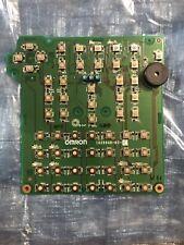 Yaskawa robot part pcb , Omron, Motoman 1629049-6C Used5221