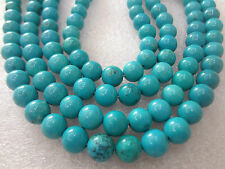 Turquoise stone MALA 108+1 BEADS 5-6mm rosary Top Quality