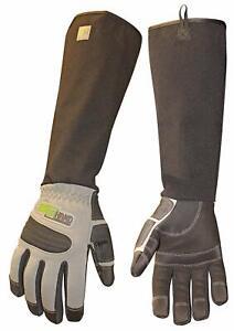 ArmOR Hand Glove | Full Finger Animal Handling Gloves in XXL