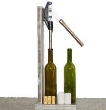 Stainless steel manual cork plug machine wine bottle plugging sealing machine