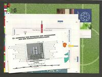 Germany 21 Different Souvenir Sheets 1990-2016 Fine Used
