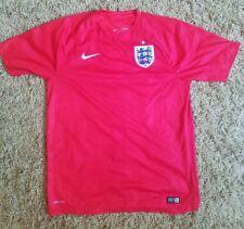 FC England National Away Football Shirt Jersey Soccer Nike Size L