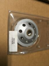 "4""x7/8-5/8 Cup Wheel (New)"