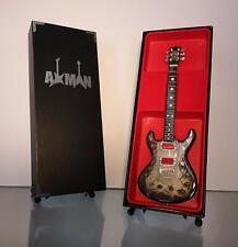 Richard Z. Kruspe (Rammstein): RZK- II - Miniature Guitar Replica (UK Seller)