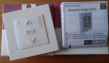Somfy Smoove Origin RTS émetteur Radio Mural Moteur De Volet Roulant