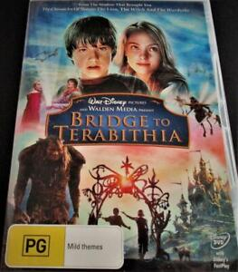 Bridge To Terabithia - DVD - Region 4