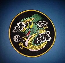 Vintage 1970's Shotokan Karate Do MMA Martial Arts Uniform Gi Large Patch Crest