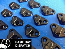 Bunji Shockcord Rope Lashing Hooks-30 pack-Ute,Marine-Tonneau Tarp Bungee