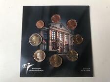 Euro-KMS NIEDERLANDE 2003 - Im Blister - Euromünzen 1 Cent - 2 Euro