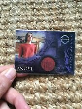 Inkworks Trading card- Angel costume card Connor PW3