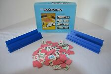 Vintage Rack Rummy Game with tiles #4819 Whitman ages 12+ 2-4 players