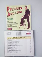 AVALON FRANKIE - VENUS  - (18 TRACKS) - CD
