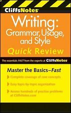 Writing : Grammar, Usage, and Style Quick Review by Jean Eggenschwiler,...