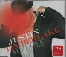 JUSTIN TIMBERLAKE feat T.I.  My Love  2 TRACK CD NEW - NOT SEALED