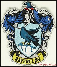 RAVENCLAW HARRY POTTER HOGWARTS PATCH HIGH QUALITY IRON/SEW ON FREE SHIPPIG
