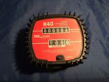 PIUSI Mechanical Flow Meter K40