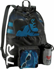 TYR Big Mesh Mummy Backpack Black