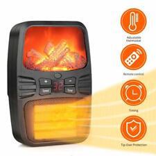 Bilisder Mini Electric Fan Heater, Ceramic Space Personal Desk Heater 1000W