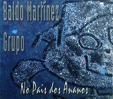 CD Baldo Martinez Grupo - No Pais DOS ananos, NEW - SEALED