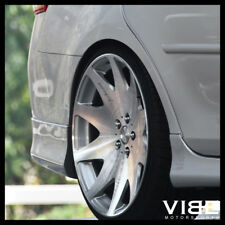 """20"""" MRR HR3 SILVER CONCAVE VIP WHEELS RIMS FITS TOYOTA CAMRY"""
