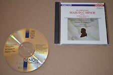 Mozart - Mass In C Minor, KV427 / Parrott / Denon 1992 / Made In Japan / Rar